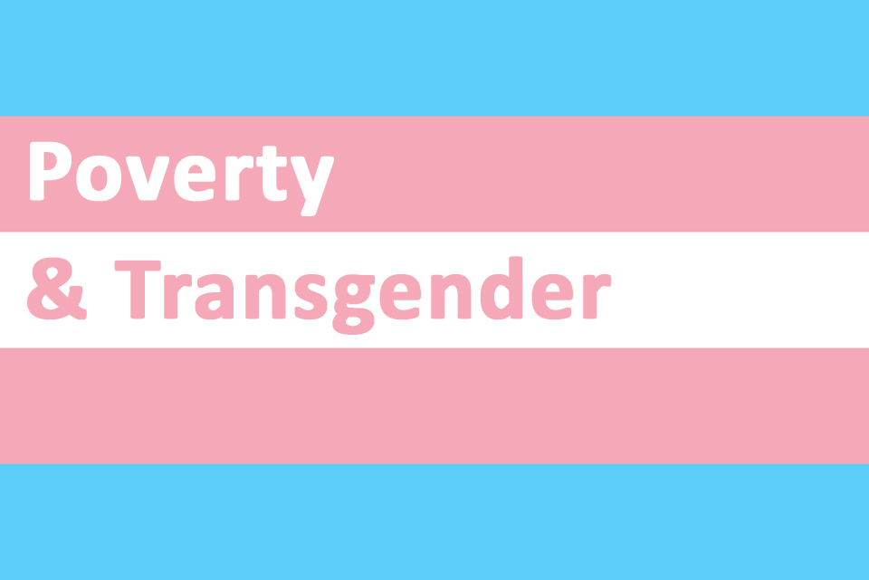 VOICES poverty and transgender