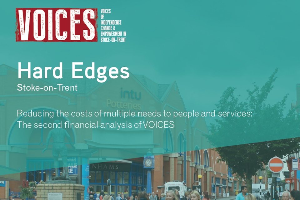 VOICES Hard Edges 2018