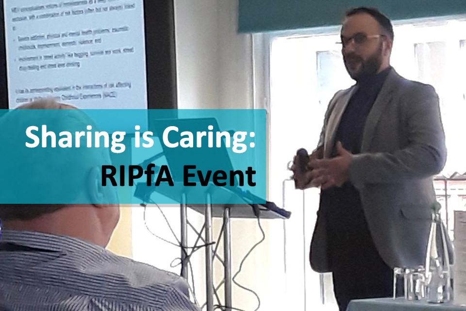 VOICES RIPfA event