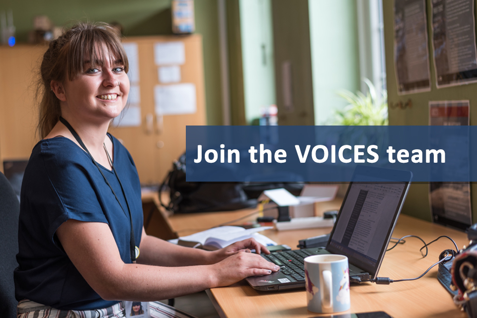 VOICES join our team