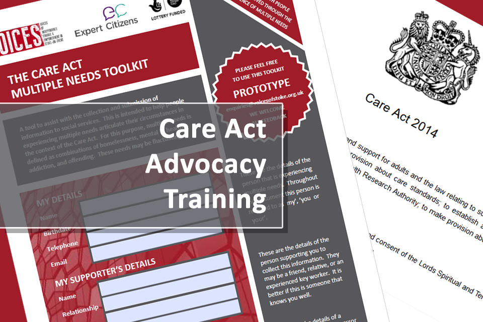 VOICES care act advocacy