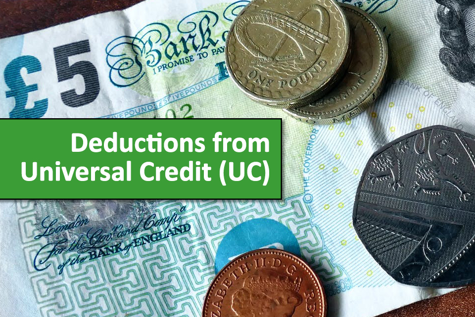 VOICES UC deductions