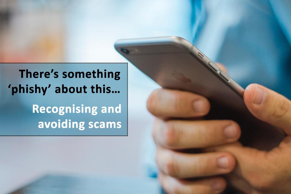 VOICES avoiding scams