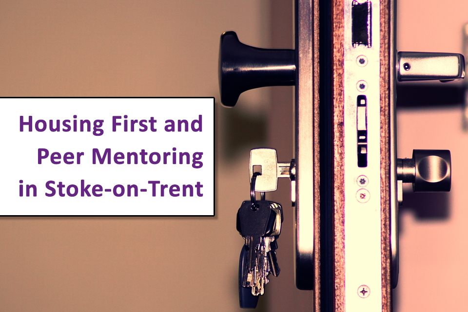 VOICES housing first and peer mentoring