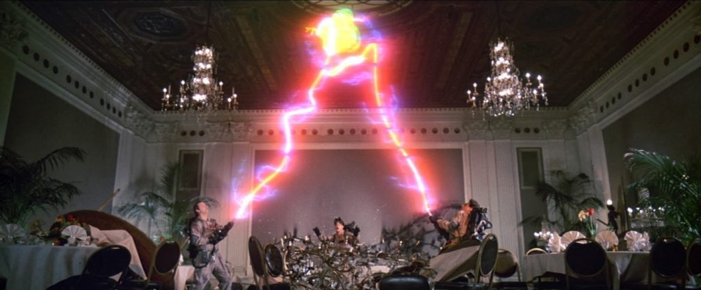VOICES ghost busters