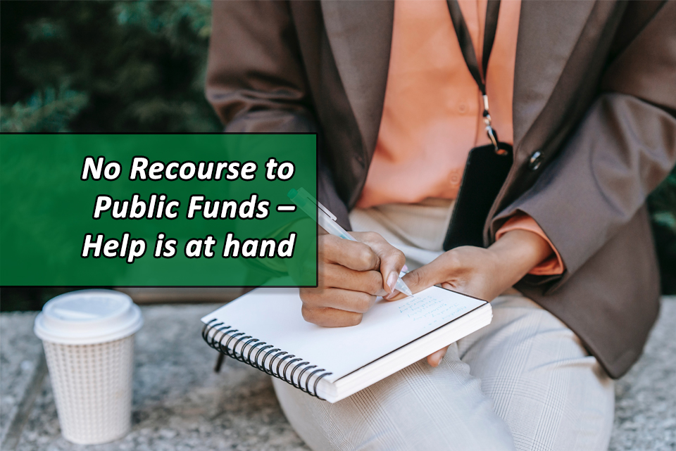 VOICES public funds advice