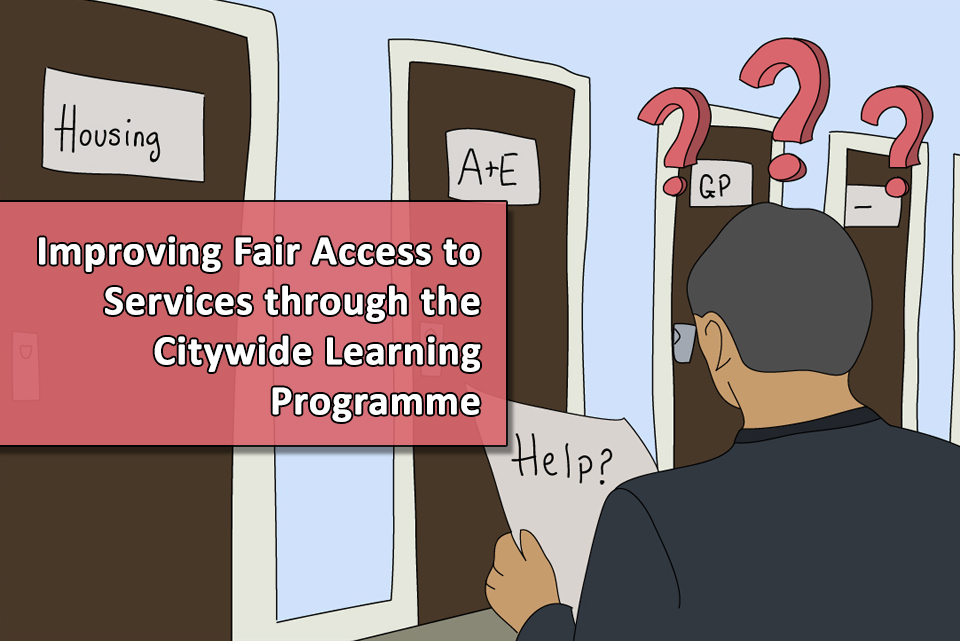 VOICES fair access to services