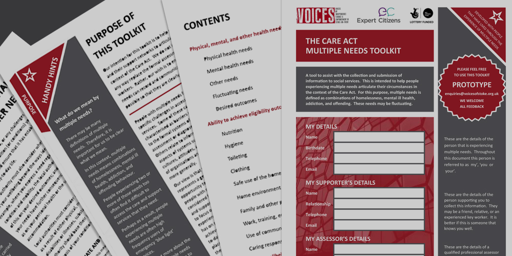 VOICES toolkit
