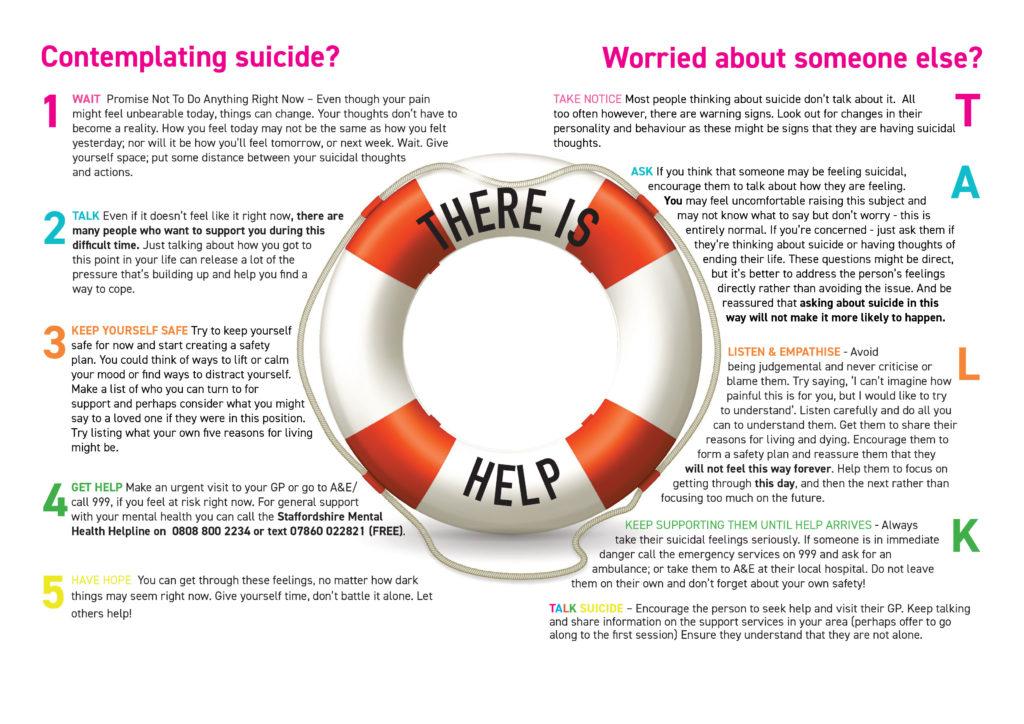 VOICES Mental Health & Suicide Prevention Leaflet pg2