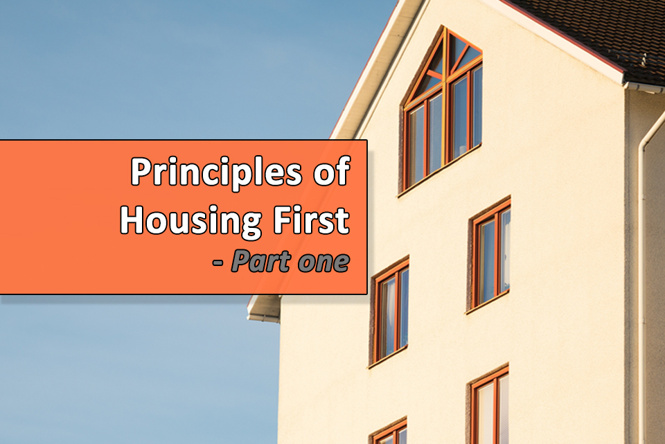 VOICES housing first principles